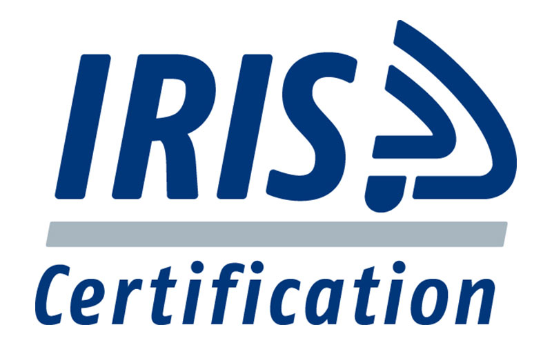 IRIS Certification based on ISO/TS 22162:2017 successful